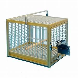 Cage A Perroquet : cage de transport perroquet en aluminium king 39 s cages tc03 303 75 ~ Teatrodelosmanantiales.com Idées de Décoration