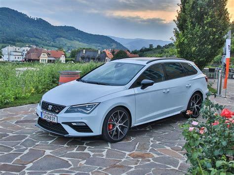 cupra 300 st fahrbericht seat st cupra 300 carbon edition