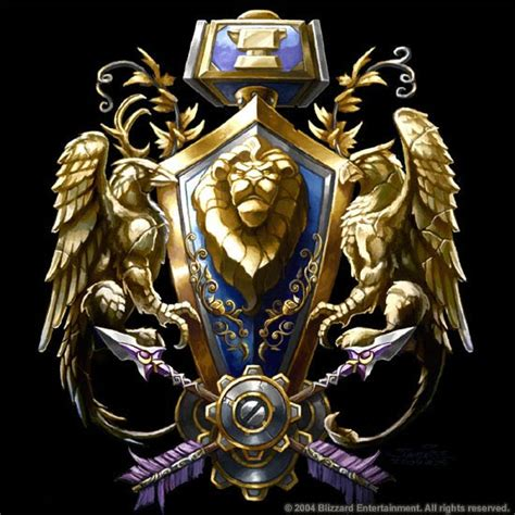 Crest of the Alliance - Wowpedia - Your wiki guide to the ...