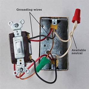 Switches - The Complete Guide To Wiring