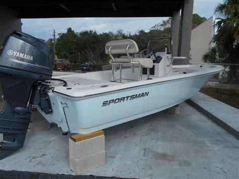 Sportsman Boats Statesboro by Sportsman 18 Island Bay Boats For Sale Boats
