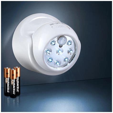 led lampe batterie bewegungsmelder haus ideen