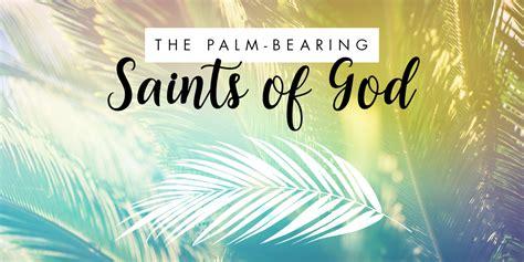 Palm Sunday Devotional Positive Encouraging K Love