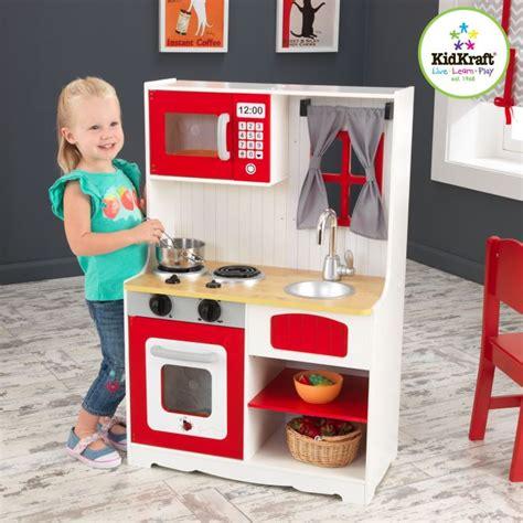 cuisine bois kidkraft kidkraft cuisine de cagne enfant en bois achat