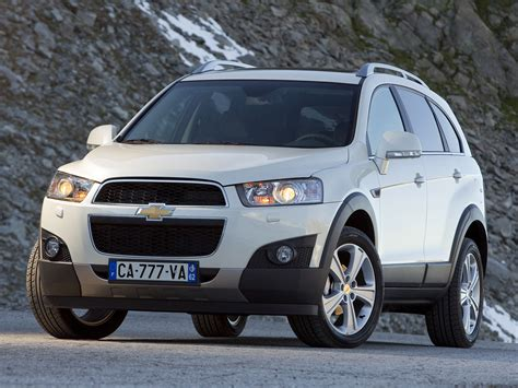 Chevrolet Captiva Picture by 2010 Chevrolet Captiva Pictures Information And Specs