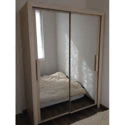 Achat Armoire Chambre Conforama by Armoire Miroir 1 Porte Conforama