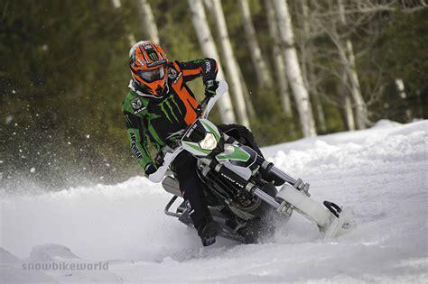 arctic cat  svx  snowbike snow bike world