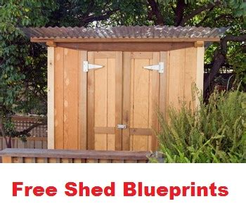 free shed plans 8x12 free shed blueprints