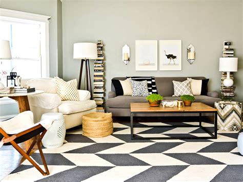 houzz living room rugs ideias e dicas para escolher o tamanho do seu tapete