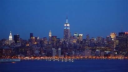 York State Skyline Manhattan Building Empire Midtown