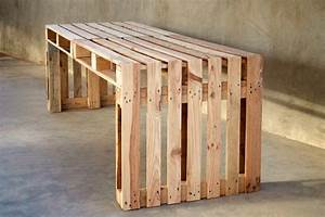 Upcycled Wood Pallet Furniture Ideas - Homeli
