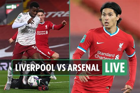 Liverpool vs Arsenal: Live stream, TV channel, team news ...