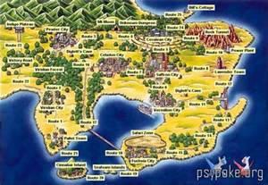 map kanto photo