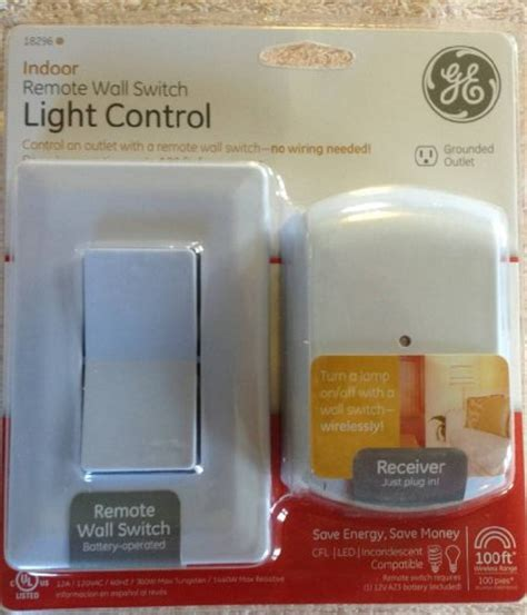 Electrical Outlet Switches Ge Wireless Indoor Remote Wall