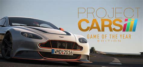 project cars of the year project cars of the year edition free