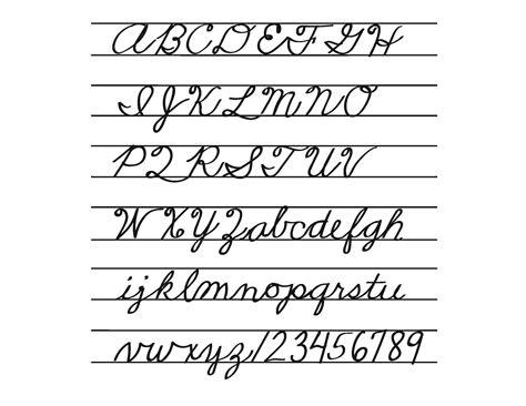 art   handwritten letterform