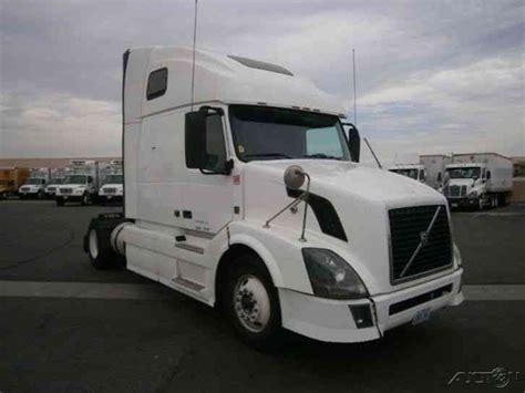 2012 volvo big rig volvo vnl42670 2012 sleeper semi trucks