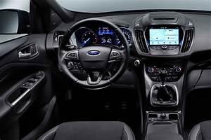 Nouveau Ford Kuga 2017 : prix ford kuga 2016 les tarifs du nouveau kuga d voil s photo 5 l 39 argus ~ Nature-et-papiers.com Idées de Décoration