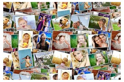 collage photos editor