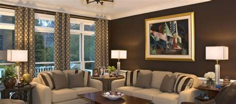 ideas  decoracion de salas de estar cafe chocolate