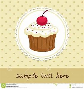 Vintage Cupcake Clipart – 101 Clip Art