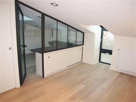 veranda extension cuisine combles aménagés contemporain véranda et verrière