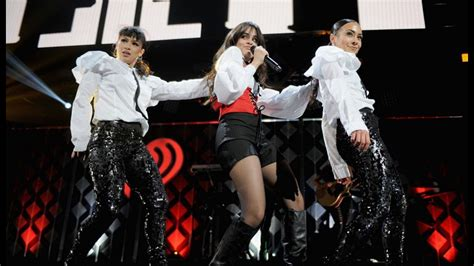 Havana Camila Cabello Kiss Jingle Ball Youtube