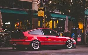 Honda Cr-x Wallpapers