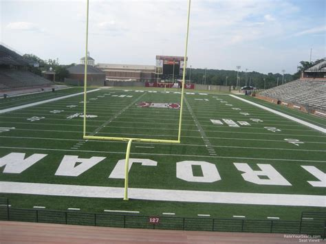 Section 127 at Troy Memorial Stadium - RateYourSeats.com