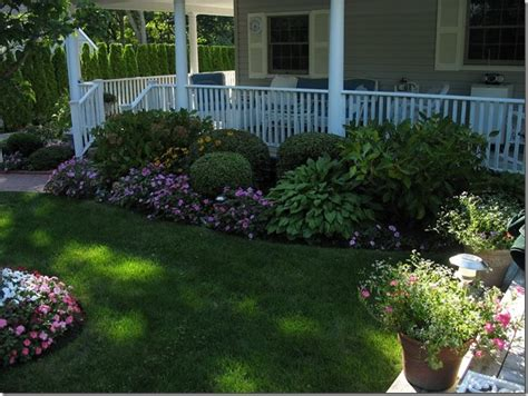 front porch landscaping ideas first a dream porch and garden party 5