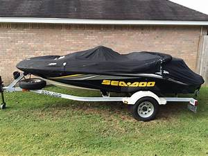 Sea Doo Sportster 4tec Supercharged 215hp 2006 For Sale