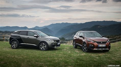 2017 Peugeot 3008 And 3008 GT