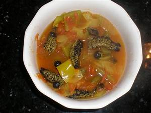 Mopane Worms Recipe: Soupy Stew - Go4Travel Blog