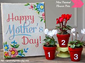 25 Amazing DIY Mothers Day Gifts