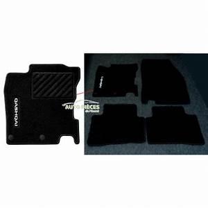 Tapis De Sol Nissan Qashqai : tapis de sol avant arriere nissan qashqai noir antiderapant jeu de 4 tapis ~ Farleysfitness.com Idées de Décoration