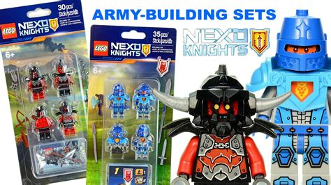 Lego® Nexo Knights™ 2016 Royal Guards & Monsters Army