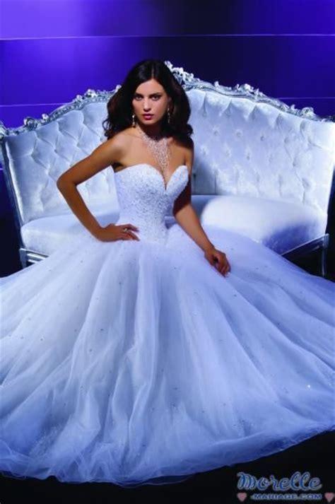 robe de mariage demetrios  bustier  doccasion