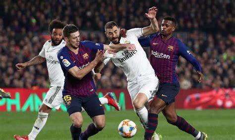 Barcelona vs. Real Madrid: mejores imágenes, narración y ...