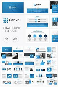 Canva Multipurpose Presentation Powerpoint Template  74412