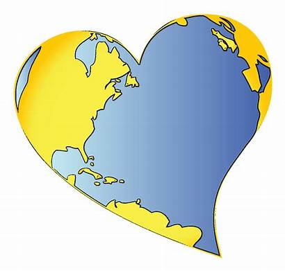 Heart Shaped Clipart Earth Freeheart Clipartpanda 20shaped