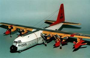 Drone Carrier C-130A by David Aungst (Testors/Italeri 1/48)