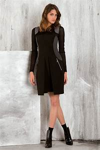 vetements pour femme collection leslie monte carlo automne With robe fille hiver