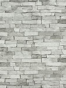 Wand Mit Steinoptik : holz stein tapete mauer wand holzoptik in 12 verschiedenen designs ebay ~ Markanthonyermac.com Haus und Dekorationen