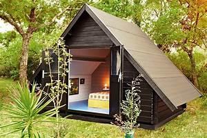Cabane De Jardin D Occasion : construire un abri de jardin en guise de chambre d 39 amis ~ Teatrodelosmanantiales.com Idées de Décoration