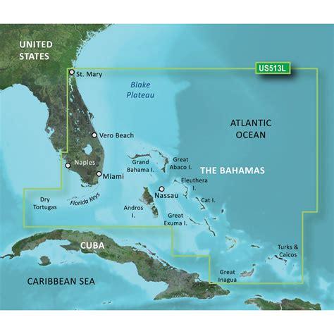Jacksonville To Bahamas By Boat by Saapni Garmin Vus513l G2 Vision Jacksonville