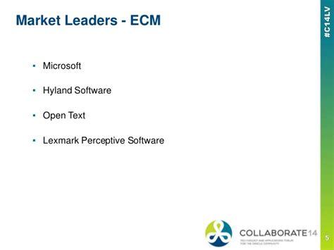 Data Capture Market of 2014 - Navigating Competitive Landscape