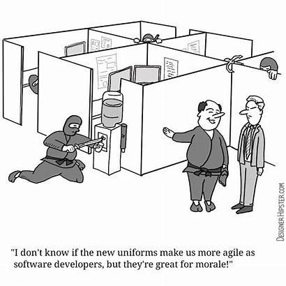 Agile Software Cartoons Office Development Humor Business