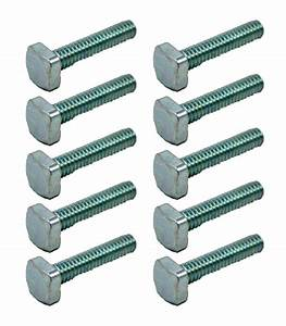 Weed Eater 10 Pack Of Genuine Oem Replacement Bolts