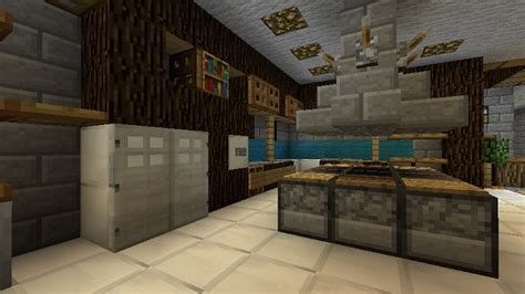 news    functioning kitchen  minecraft