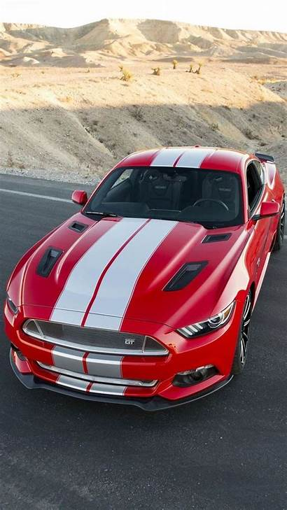 Mustang Mobil Ford Gt Shelby Mobile Gambar